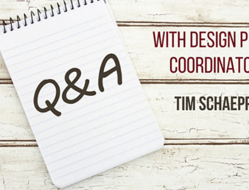 Book Font Q&A with Print Design Coordinator Tim Schaeppi