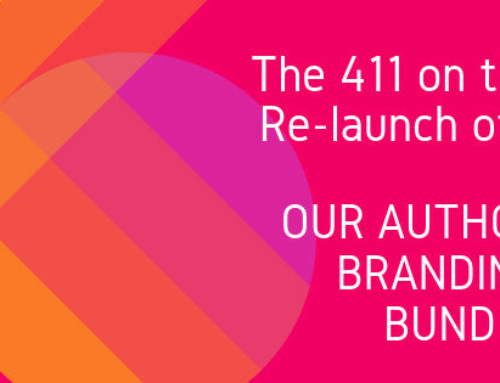 The 411 On the Re-Launch of Our Author Branding Bundle