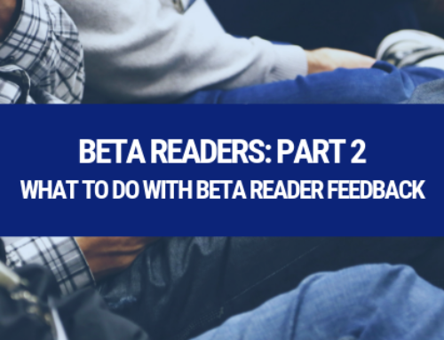 Beta Readers: Part 2