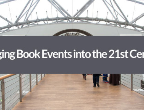 Bringing Book Events into the 21st Century