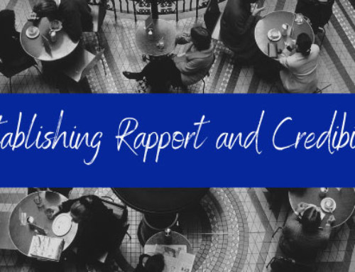Establishing Rapport and Credibility in Nonfiction