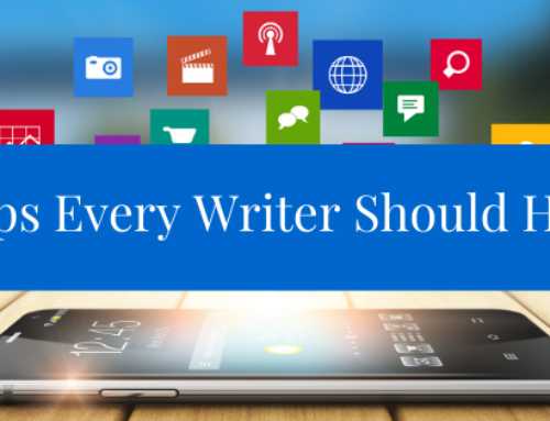 Apps Every Writer Should Have