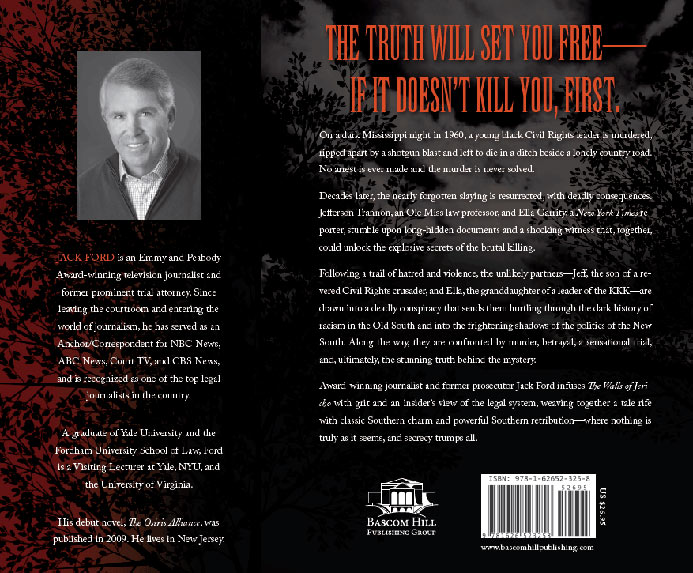 Back Cover Copy Includes the Book Summary and Author Bio ...
