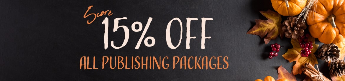 Publishing Package Sale